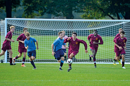 Charterhouse, Godalming, Surrey, England | Sports | Dickinson | British Boarding School Consulting