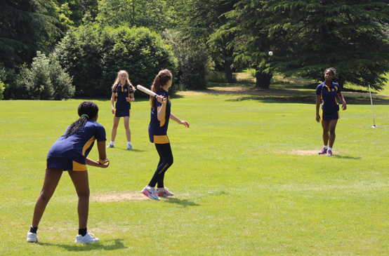 Cobham Hall, Cobham, Kent, England | Sports | Dickinson | British Boarding School Consulting