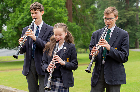 Worth School, Turners Hill, West Sussex, England | Creative Arts | Dickinson | British Boarding School Consulting