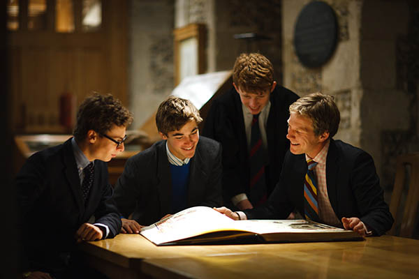 Winchester College, Winchester, Hampshire, England   Academic   Dickinson   British Boarding School Consulting