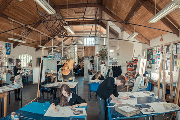 Wycliffe College, Stonehouse, Gloucestershire, England | Creative Arts | Dickinson | British Boarding School Consulting
