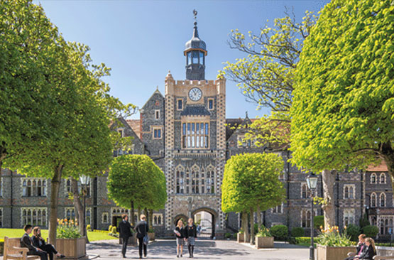 Brighton College, Brighton, East Sussex, England | Boarding | Dickinson | British Boarding School Consulting