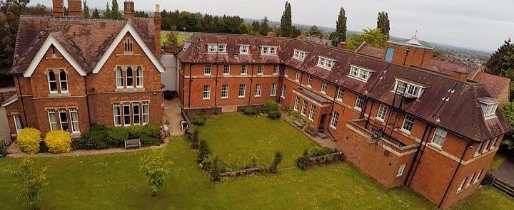Malvern St James' boarding house for NHS workers | Dickinson School Consulting