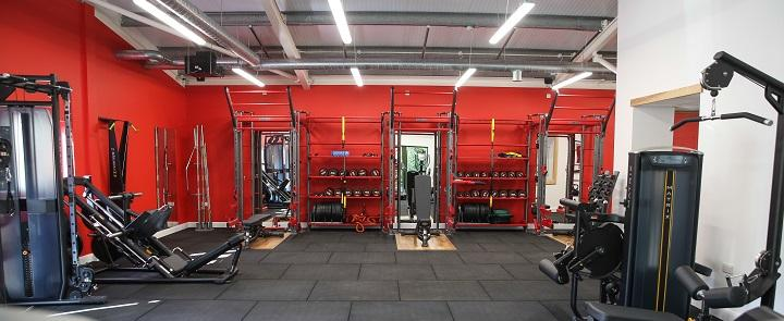 The new gym at Giggleswick School | Dickinson School Consulting