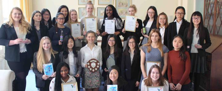 Malvern St James' Girls' School's Young Enterprise teams | Dickinson School Consulting