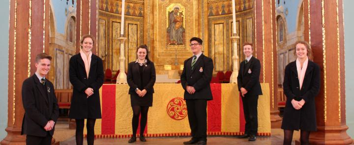 Royal Hospital School students in the National Youth Choir | Dickinson British School Consulting
