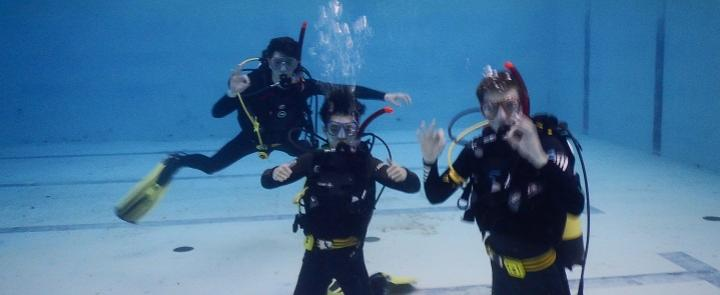 West Buckland School scuba | Dickinson School Consulting