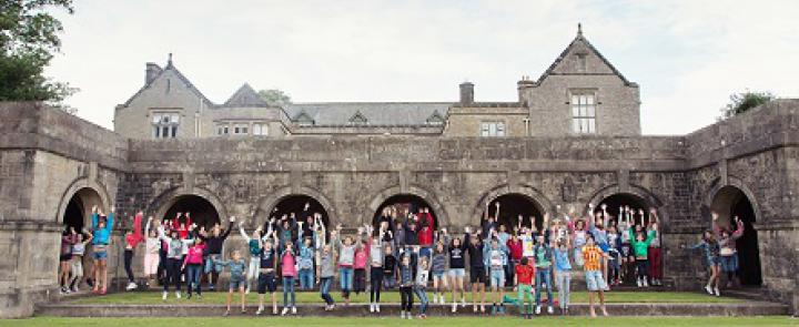 Summer school students getting a taste of boarding at Sedbergh | Dickinson School Consulting