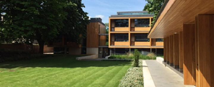 St Clare's new Pre-IB accommodation | Dickinson School Consulting