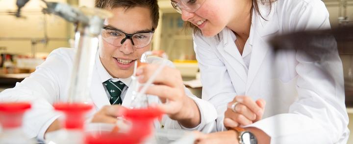 A couple of Stonyhurst College's aspiring medics | Dickinson School Consulting