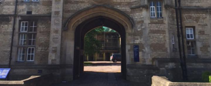 Uppingham School's Porters' Lodge| Dickinson School Consulting