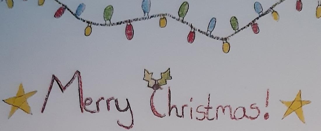 Emma's Christmas card   Dickinson School Consulting