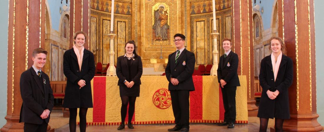 Royal Hospital School students in the National Youth Choir   Dickinson British School Consulting