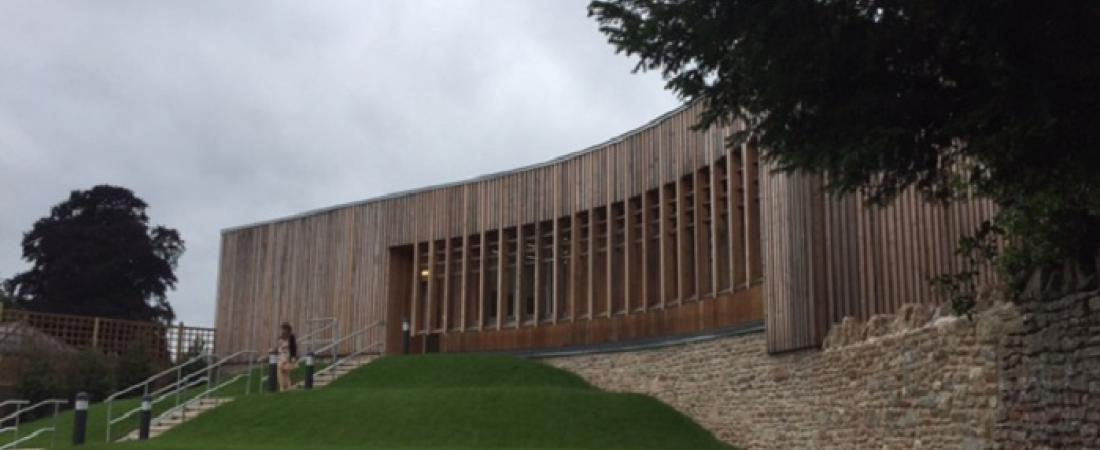 Wells Cathedral School's new performance space | Dickinson School Consulting